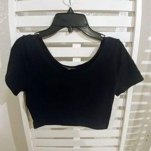 🔖Topshop black top